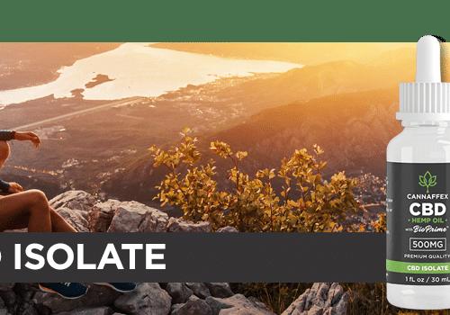 Benefits of CBD Isolate Pure Tinctures