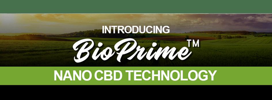BioPrime CBD Technology - Nanoparticle CBD Technology