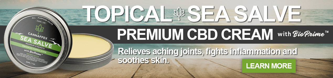 Topical CBD Cream Salve