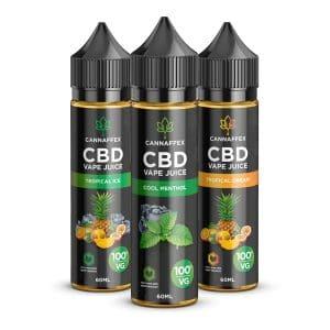 CBD Vape Juice (No Nicotine)