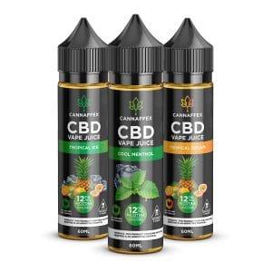CBD Vape Juice (Nicotine)