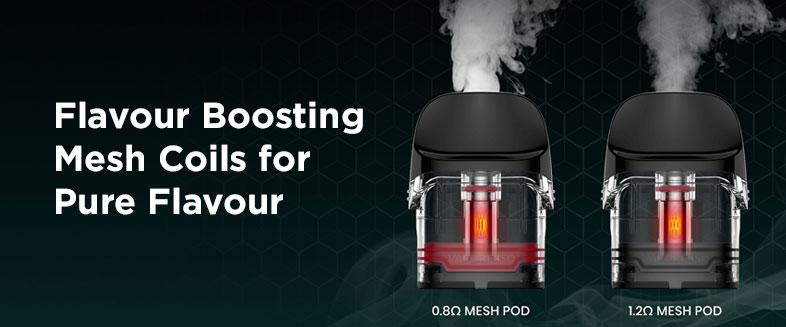 Vaporesso Luxe Q - Mesh Coils for Flavour