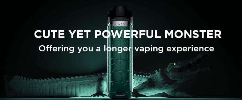 Vaporesso Luxe Q - Powerful Monster